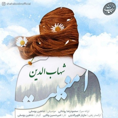 دانلود موزیک جدید شهاب الدین امنیت
