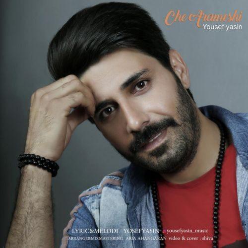 دانلود موزیک جدید یوسف یاسین چه آرامشی