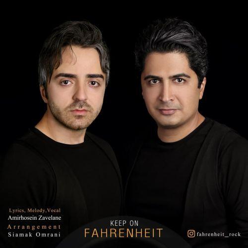 دانلود موزیک جدید Fahrenheit Keep On